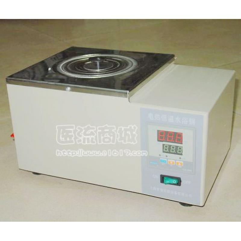 HH.SII-1-S数显式电热恒温水浴锅(单孔)