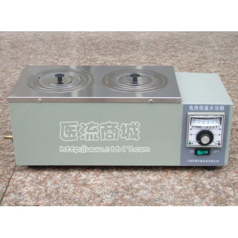 HH.S11-2-S数显式电热恒温水浴锅(单排双孔)