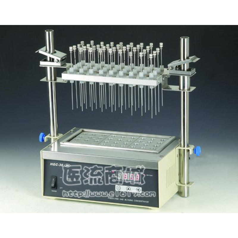 恒奥 HSC-12A氮吹仪 水浴加热 12孔