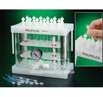 SUPELCO 12管固相萃取装置