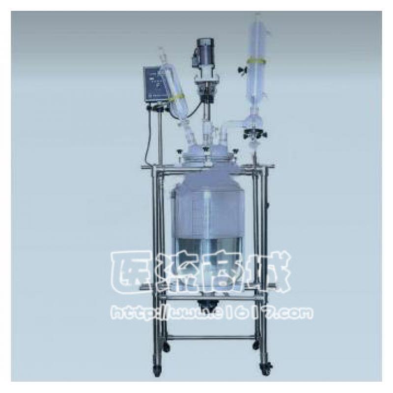 SF10L双层玻璃反应釜
