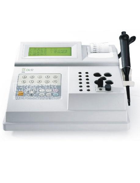 锦瑞CA52半自动双通道血凝分析仪