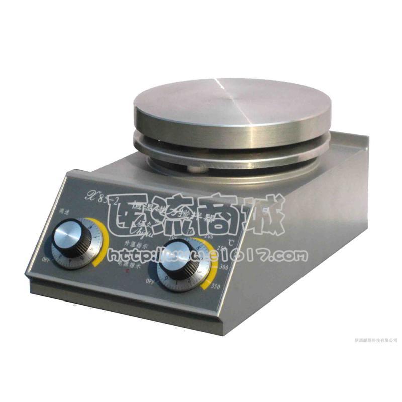 驰久 X85-2恒温磁力搅拌器
