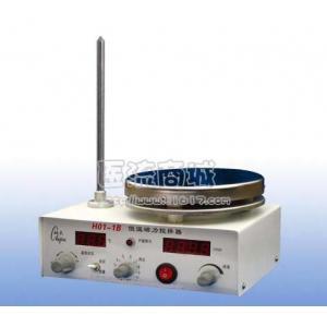 驰久 H01-1B数显恒温磁力搅拌器