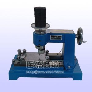 乐傲QFZ手动漆膜附着力测试仪(0-10.5mm 行程80mm)