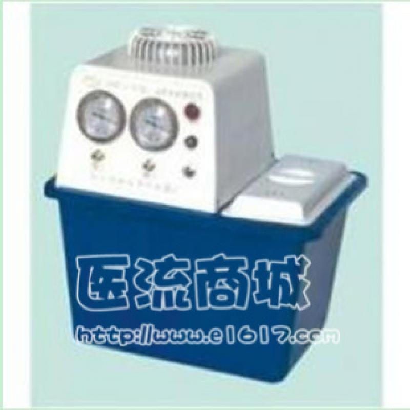 SHZ-D(III)不锈钢台式循环水真空泵(双表双抽头)