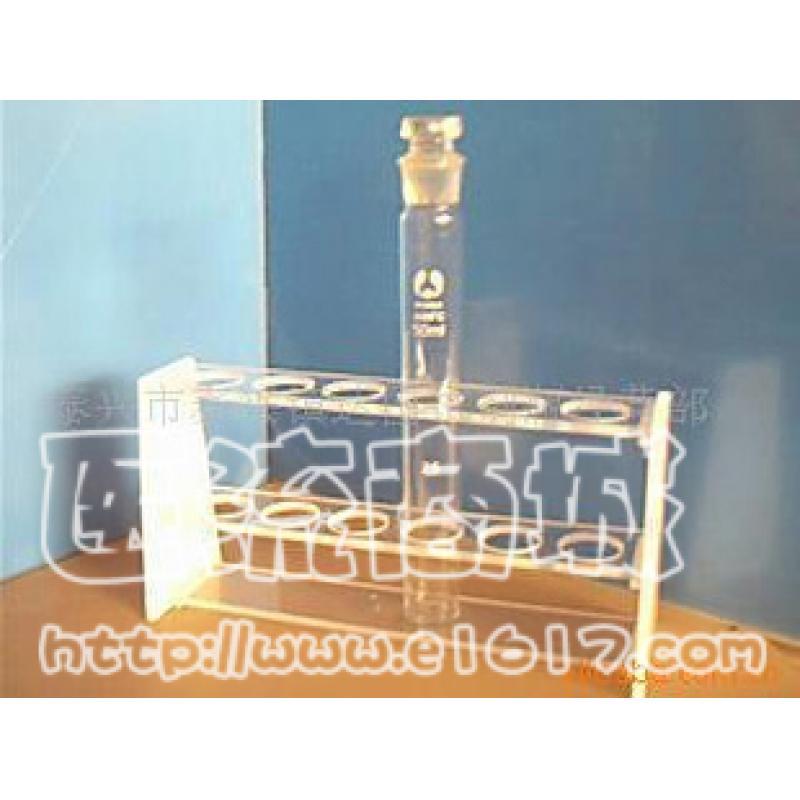 10ml比色管架(有机玻璃)24孔