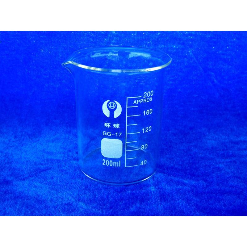 200ml低型烧杯