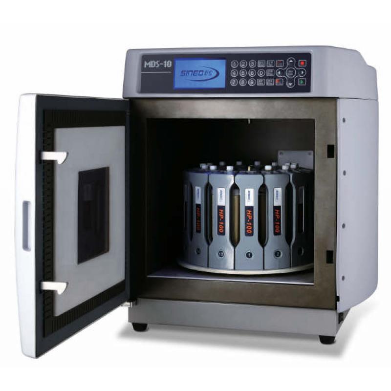 MDS-10 高通量超高压密闭微波消解仪