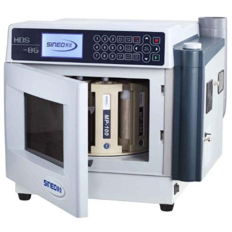 MDS-8G型多通量微波消解仪
