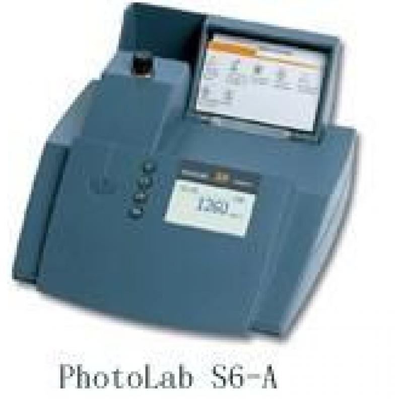 photoLab® S6-A 测定仪