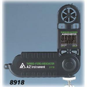 AZ8918三合一风速计