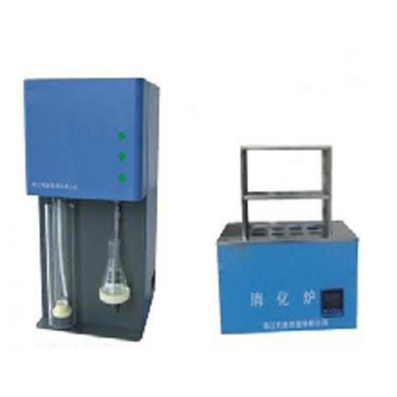 托普 KDN-04C凯氏定氮仪 含消化炉