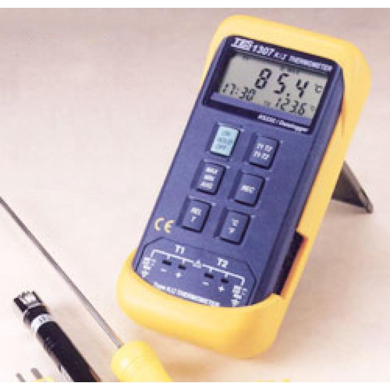 TES-1307记忆式温度计
