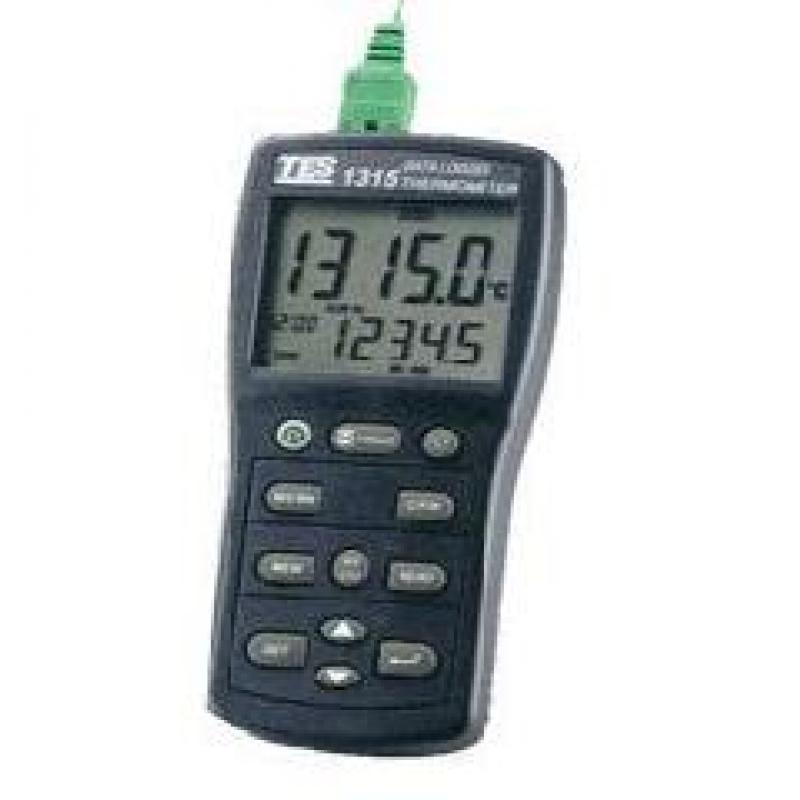 TES-1315A记忆式温度计
