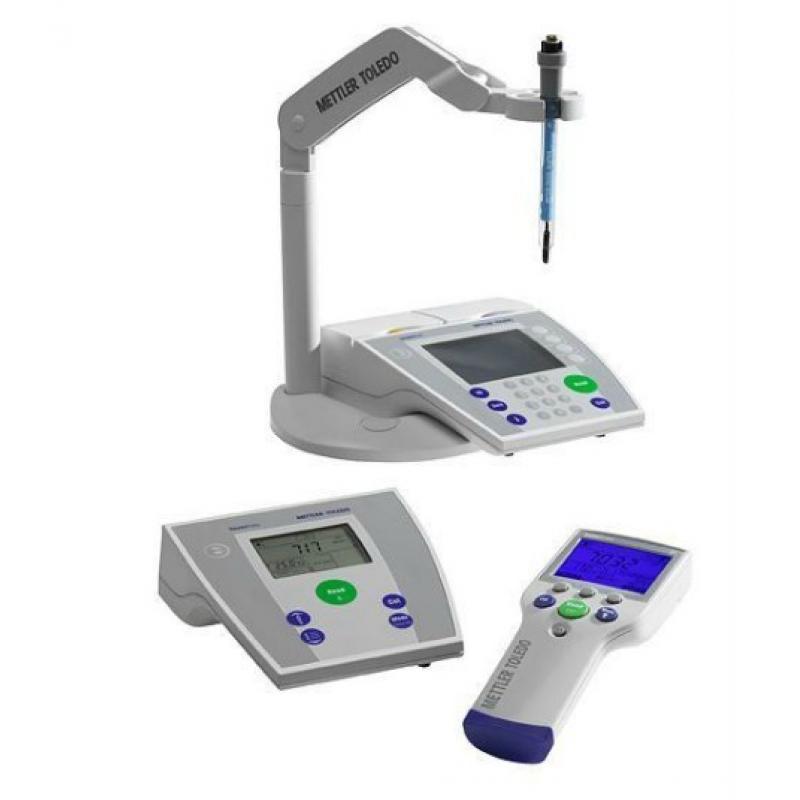 梅特勒EL30教育系列台式电导率仪