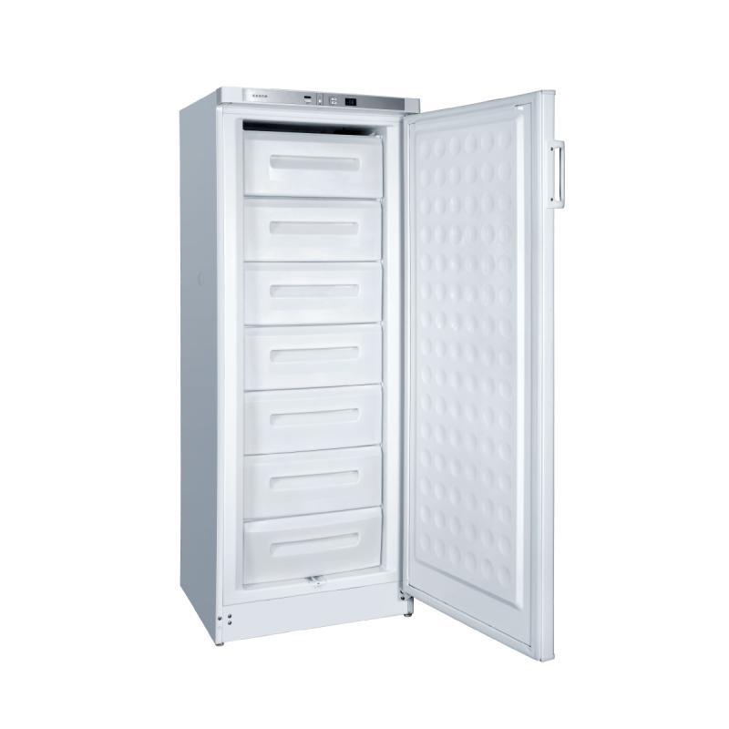 海尔 DW-25L262立式低温保存箱 -25℃ 262L