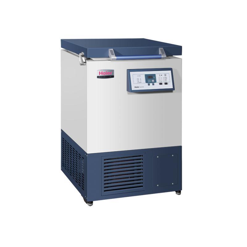 海尔 DW-86W100超低温冰箱 卧式 -86℃ 100L