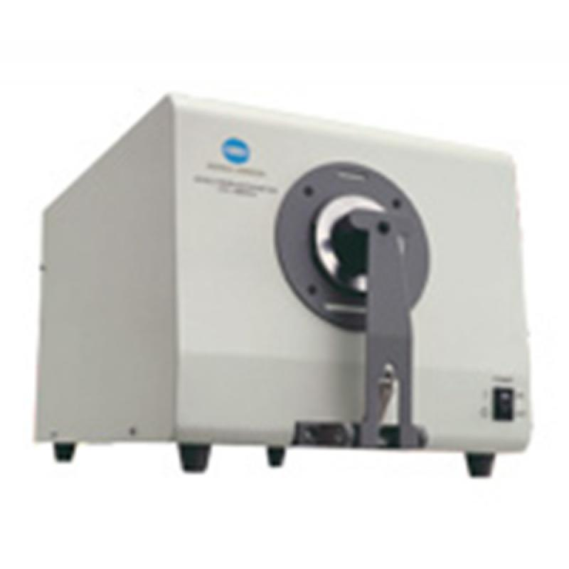 MINOLTA CM-3600D 台式分光测色计(带软件) Φ8mm/Φ4mm/Φ25.4mm