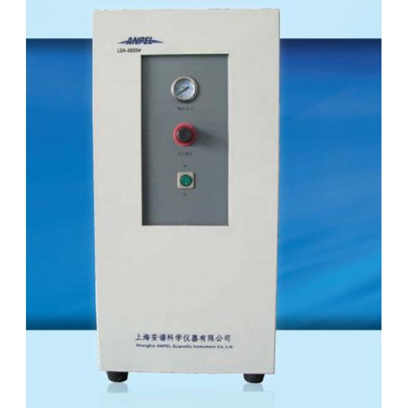 安谱LGA-5000W低噪音/无油空气发生器 流量5000