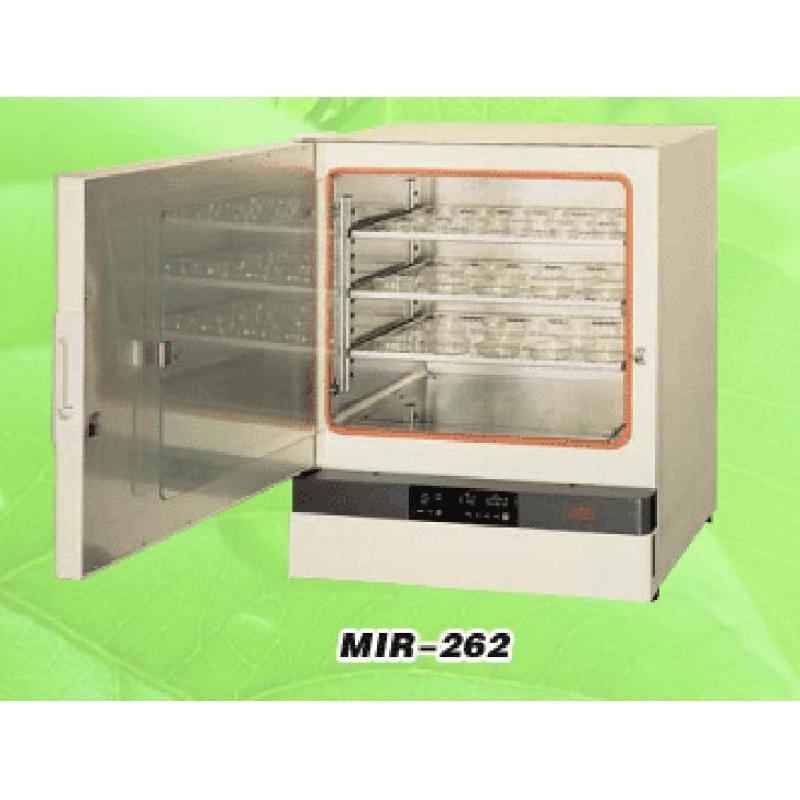 三洋MIR-262恒温培养箱(153L RT+5℃~80℃ 不锈钢内胆 数显)
