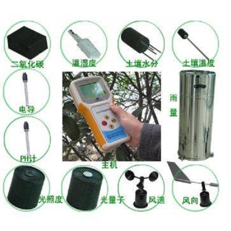 托普TNHY-10农业环境监测仪(十参数)