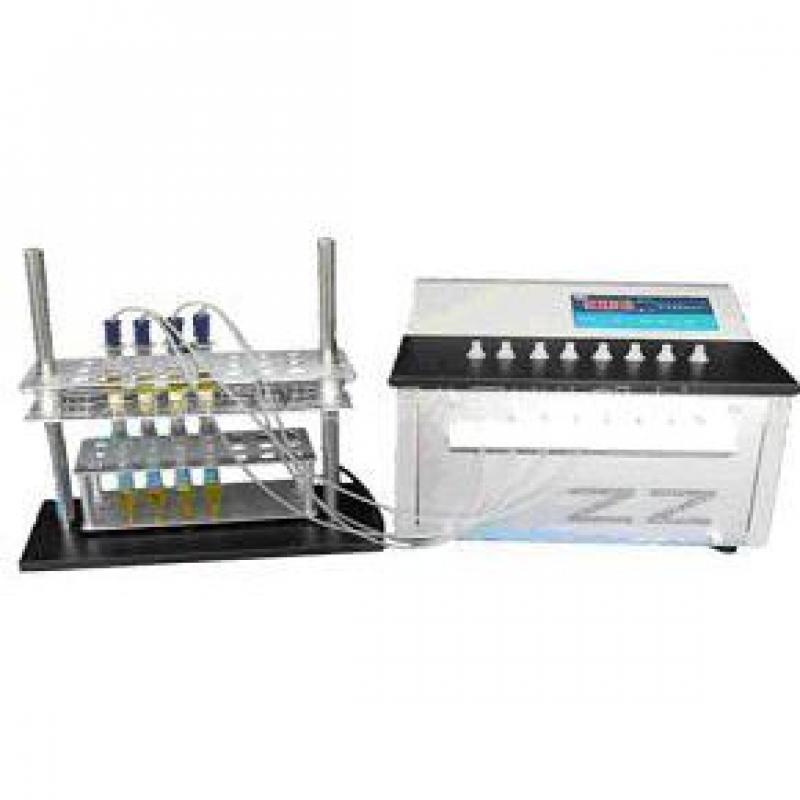 HGC-8数控固相萃取装置