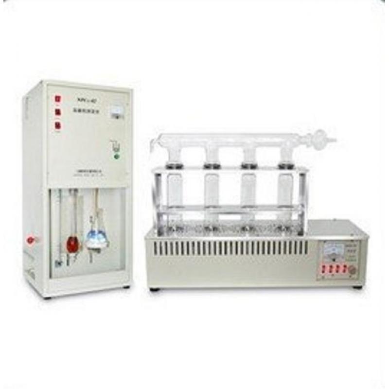 汇尔 氮磷钙测定仪-NPCA-02(双排) 功率3000w 八孔消化炉