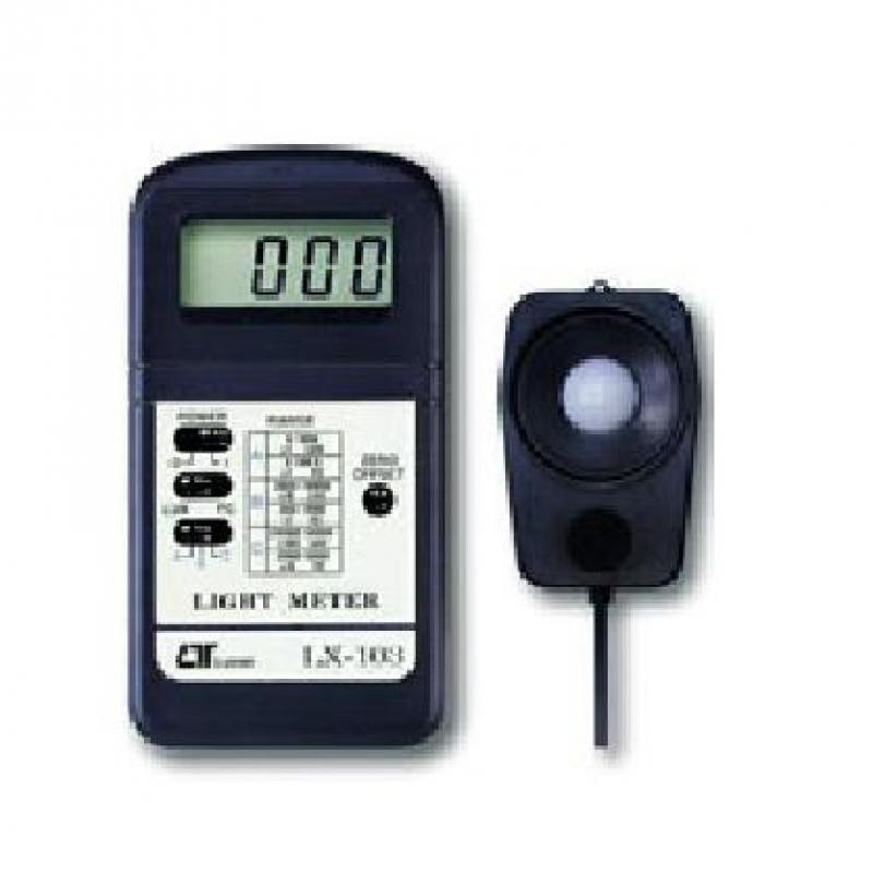 路昌LX103外置探头光电照度计