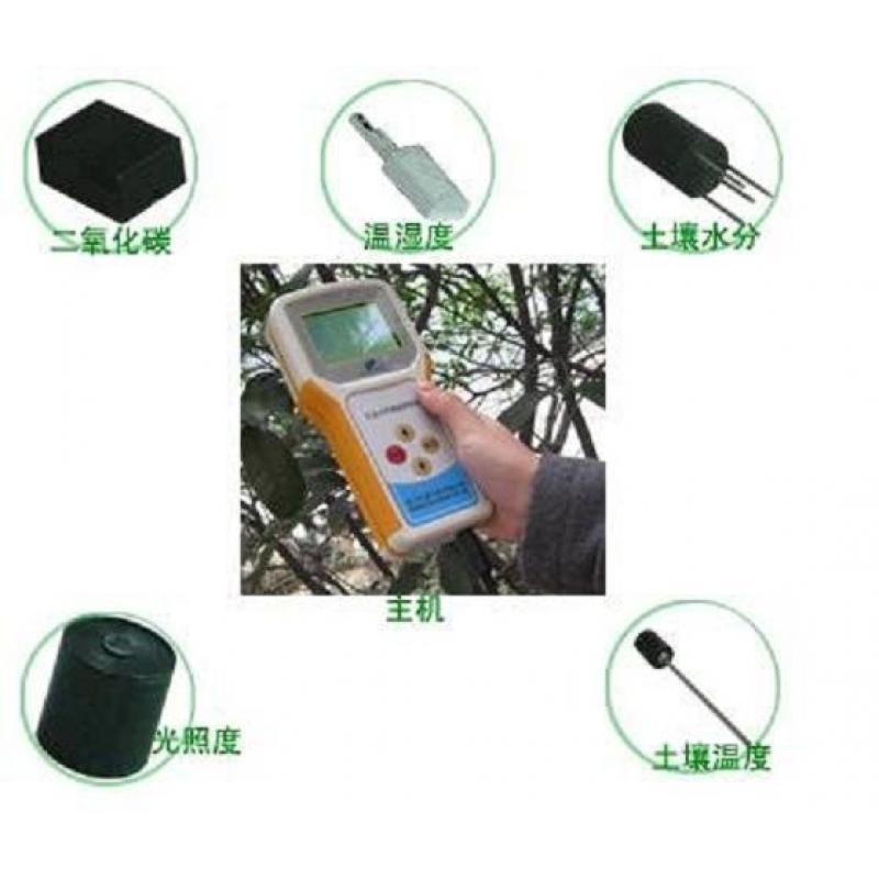 托普TNHY-7农业气象检测仪(七参数)