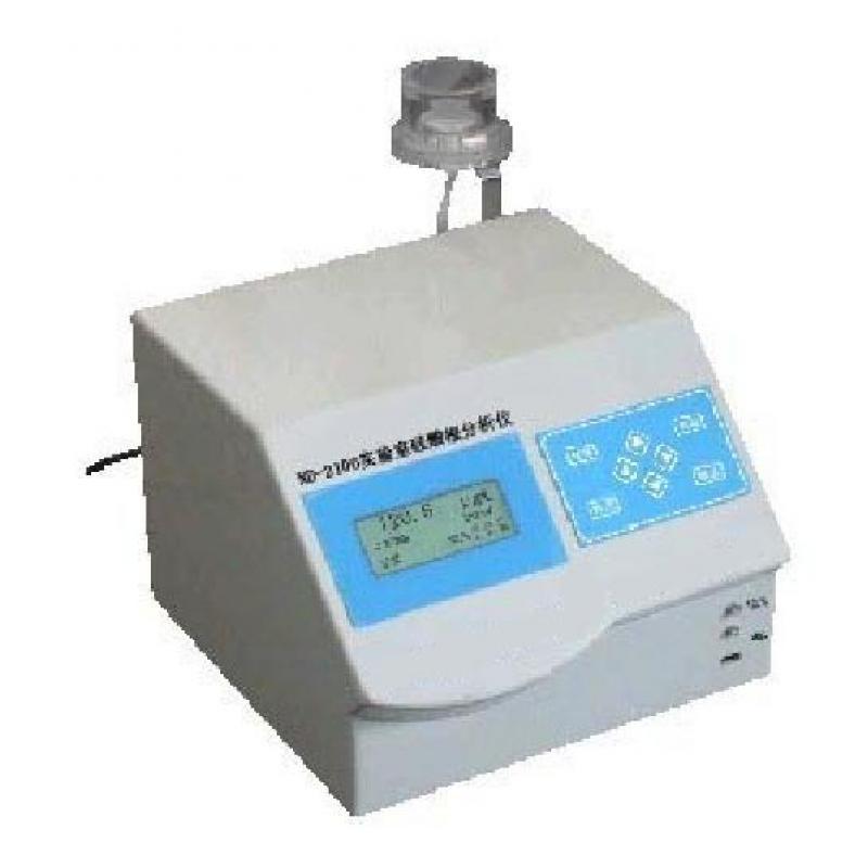 ND-2106A中文液晶显示硅酸根表 量程0-20ug/l