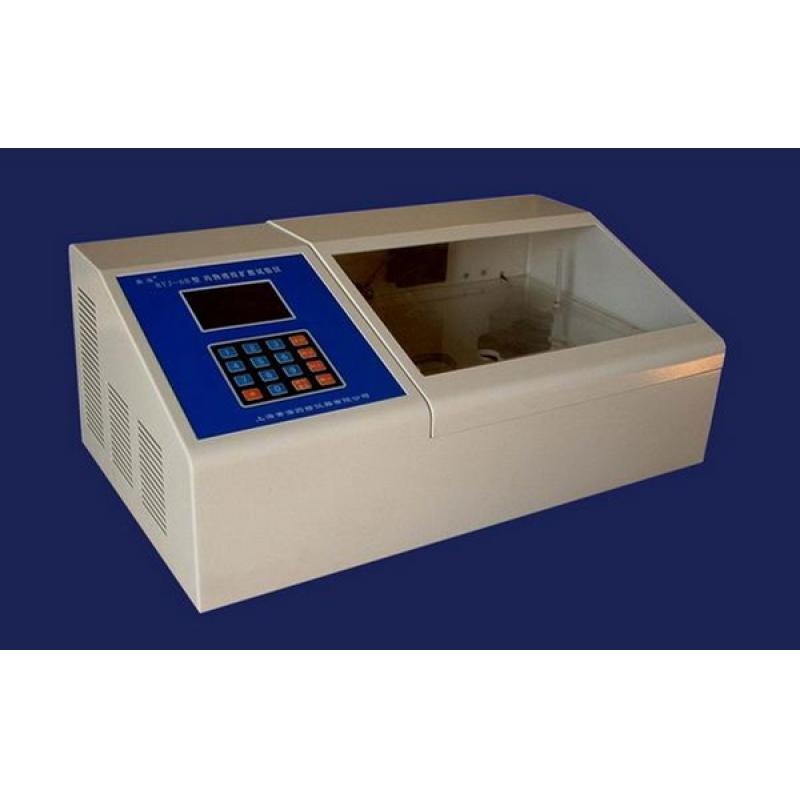 黄海药检RYJ-6B药物透皮扩散试验仪(液晶显示6杯)