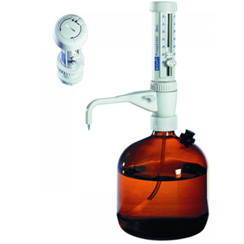 百得Biohit Prospenser 0.01-2.5ml 瓶口分液器