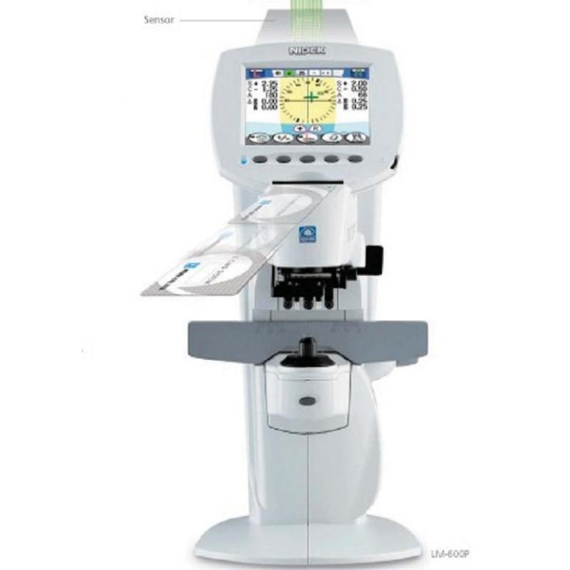 尼德克LM600PD全自动装成镜电脑焦度计 限LM-600PD