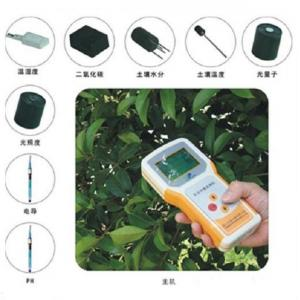 托普TNHY-8农业气象监测仪(九参数)