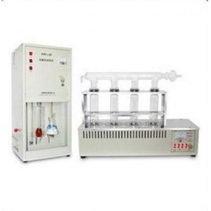 汇尔 氮磷钙测定仪-NPCA-02(单排) 功率1500w 四孔消化炉