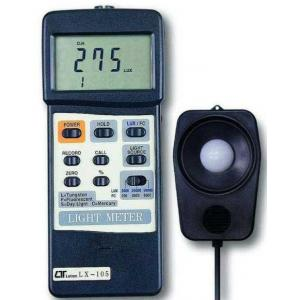 路昌LX-105外置探头光电照度计