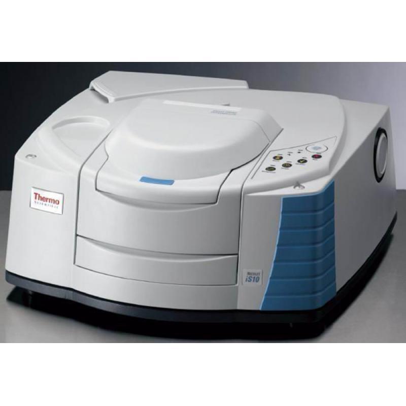 thermo  Nicolet iS10傅立叶变换红外光谱仪 7800-350cm-1