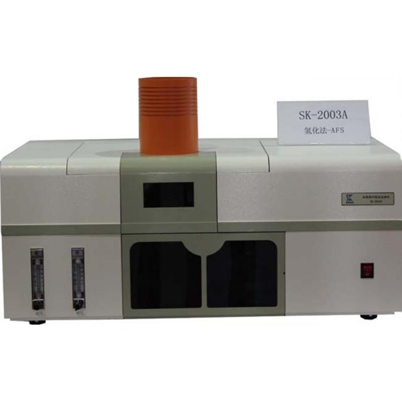 金索坤 SK-2003A连续流动氢化物发生双道原子荧光光谱仪 小检出限:0.001ng/ml