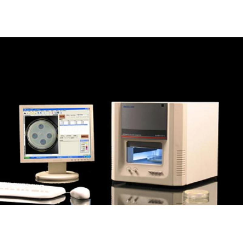 Z8抑菌圈 抗生素效价测量仪 重复精度0.0002mm 含电脑