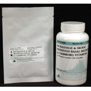 Phytotech MURASHIGE & SKOOG (M