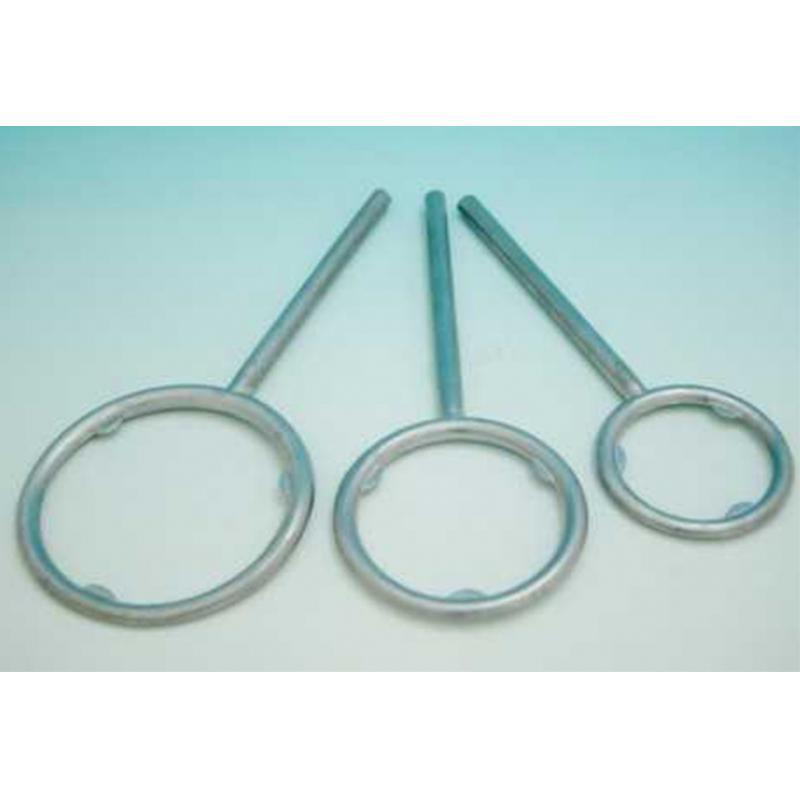 铝合金 铝三环 每包50套