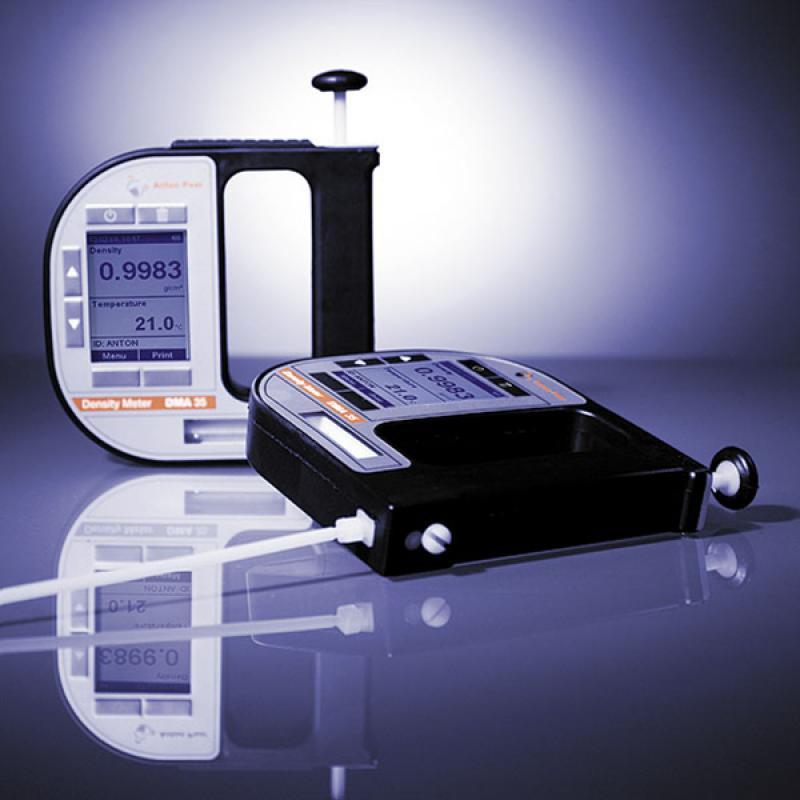 安东帕 DMA35 便携式密度计 密度范围:0-3g/cm3