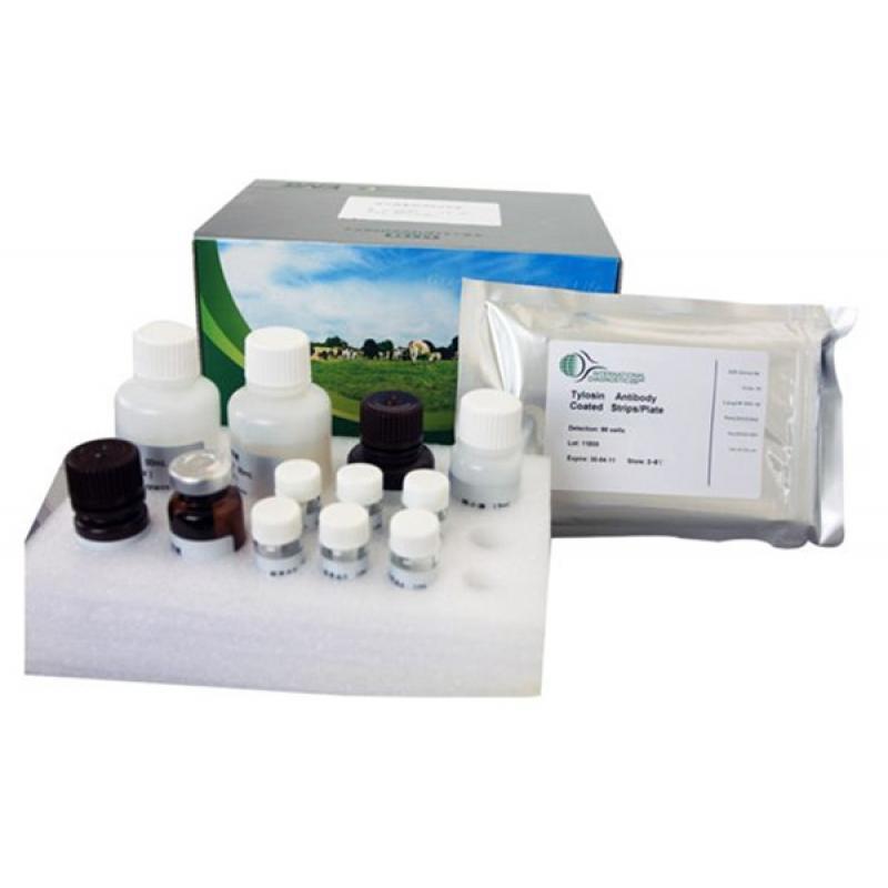 伪皮疽组织胞浆菌(HF)核酸扩增ELISA检测试剂盒(40T)
