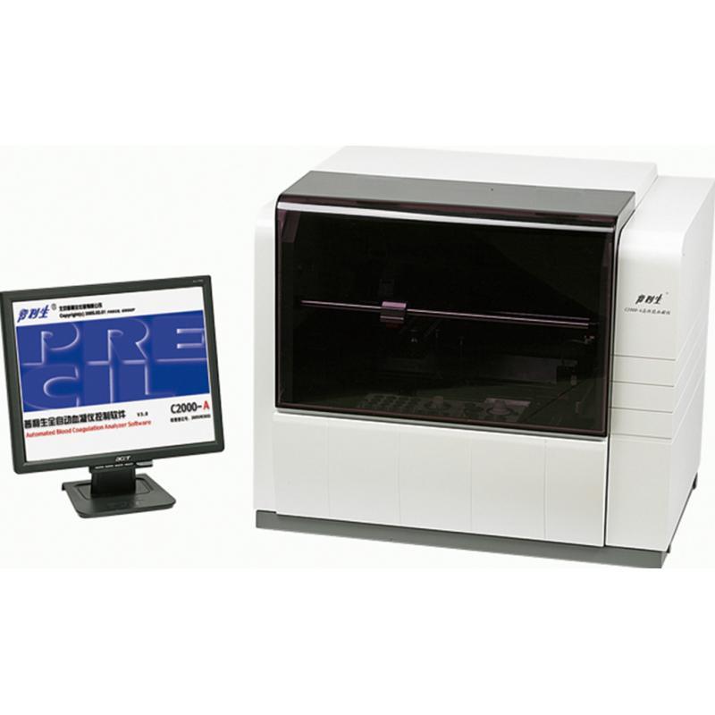 普利生 C2000-A 全自动血凝仪