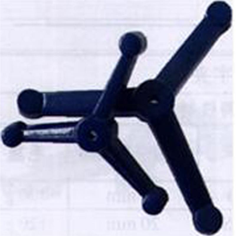 VL 04960 JUCHHEIM 铁三角,带十字架环直径100mm