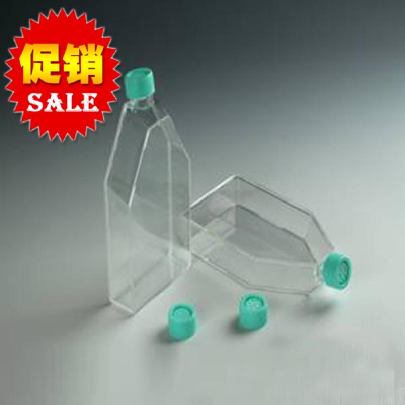 50ml普通型细胞培养瓶 25.0cm2 未表面处理 滤膜盖 10个/包