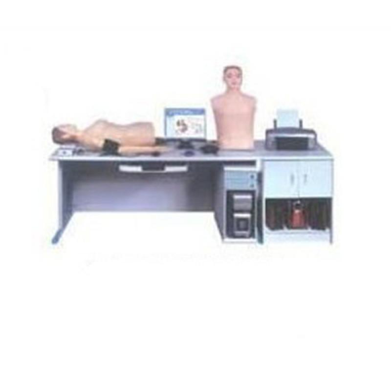 GD/TCZ9900A高智能数字网络化体格教师检查教学系统(胸部心肺听诊、腹部触诊、血压测量三合一功能)