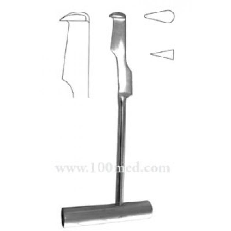 X10010 22cm胸骨刀