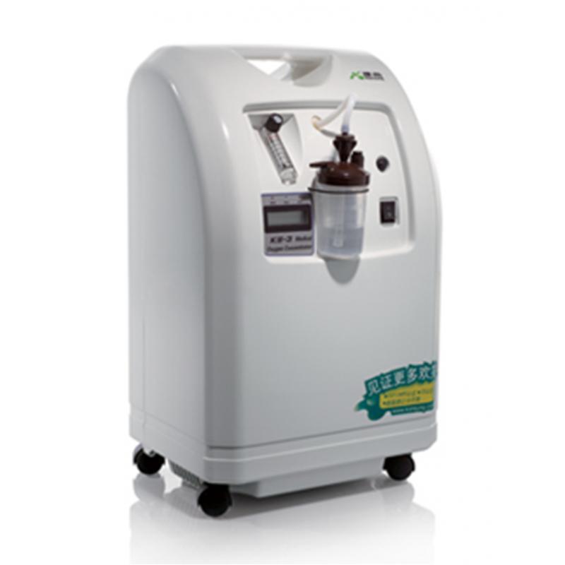 康尚KS-3N制氧机(大流量:3 L/min 带雾化功能 累计计时)